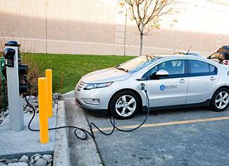 Does an Electric Car Make Economic Sense?