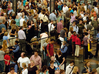 The Best Place to Focus - and Solve - Your TSA Frustration