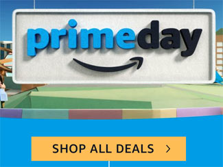 Today Only :  Amazon's Prime Day Bargains