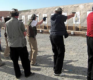 Defensive Handgun Safety and Proficiency Course (March 2019)