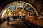 New York's Splendid - but Closed - City Hall Subway Station